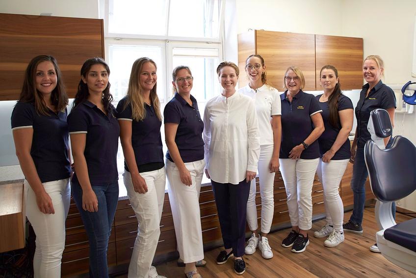 Zahnarzt Pfaffenhofen - Dr. Galosi-Klein und Team